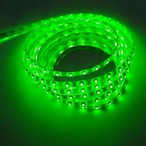 Detalhes do produto Fita LED SMD 3528 Verde 4,8W