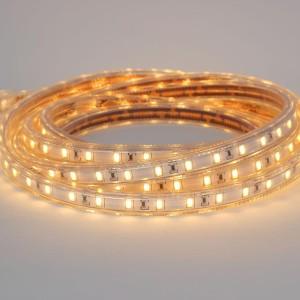 Detalhes do produto Fita LED SMD 5730 Branco Quente 20W 220V IP67