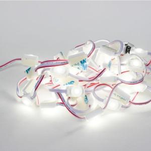 Detalhes do produto Módulo LED SMD 2835 Branco Frio 1 LED com lente