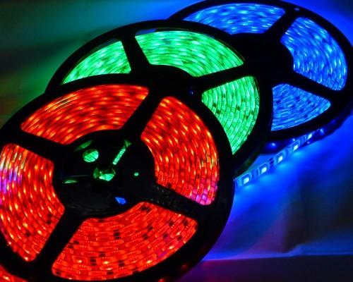 Detalhes do produto Fitas LED
