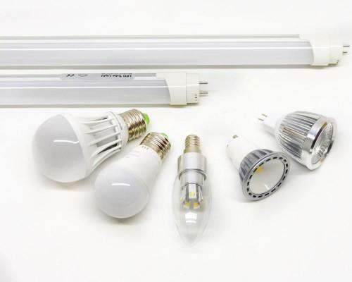 Ver detalhes de Lâmpadas LED