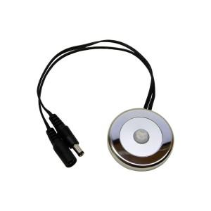 Detalhes do produto Sensor de presença infravermelho de sobrepor 12V